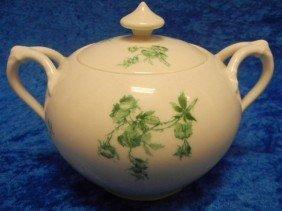 24:  H8 and Co Vintage Porcelain Sugar Pot