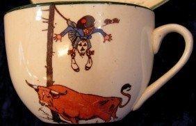 "189:  Fenton Beardmore Porcelain ""Scot of Dund"