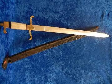 3:  Vintage Pakistani Sword with Case