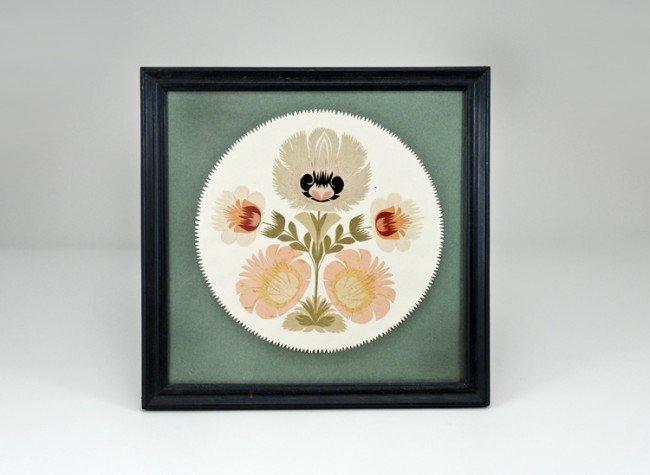 6: Victorian Scherensnitte Penna Immigrant Art