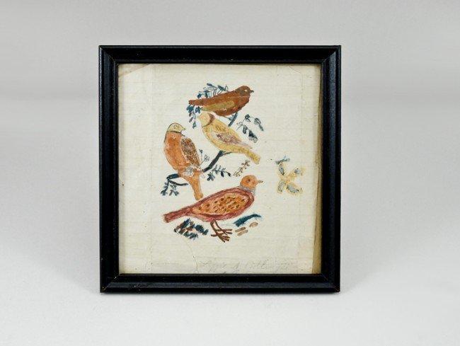 12: Early Pennsylvania Birds