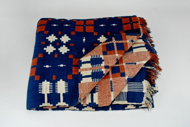 15: Early Full Sized Coverlet
