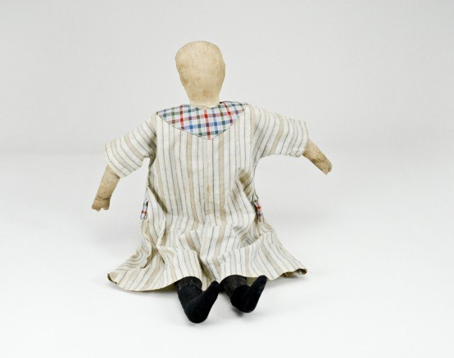21: Early Penna Cloth Doll