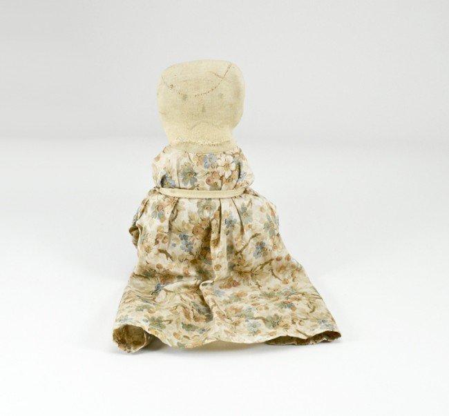 23: Victorian Cloth Doll
