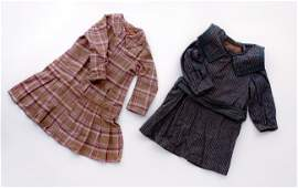 203 2 Early Toddlers Dresses