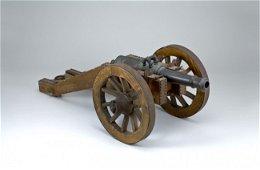 210: Vintage Miniature Cannon
