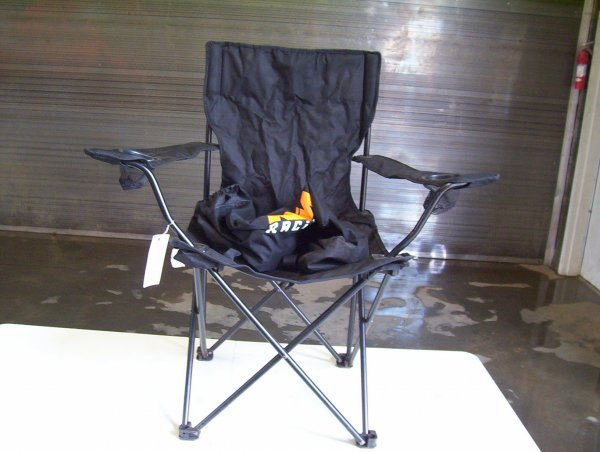 811: KTM FOLDING RACING CHAIR WITH CARRYING BAG