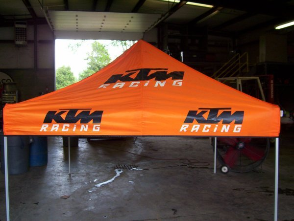 low priced 27f4b 274c7 Ktm Tent Canopy & KTM Tents Outdoor