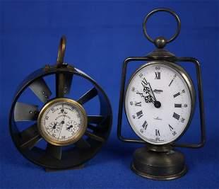 Davis Instrument temp gauge; Linden 7 Jewel