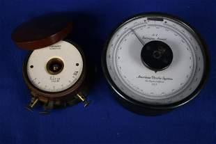 2 Vintage Precision Instruments