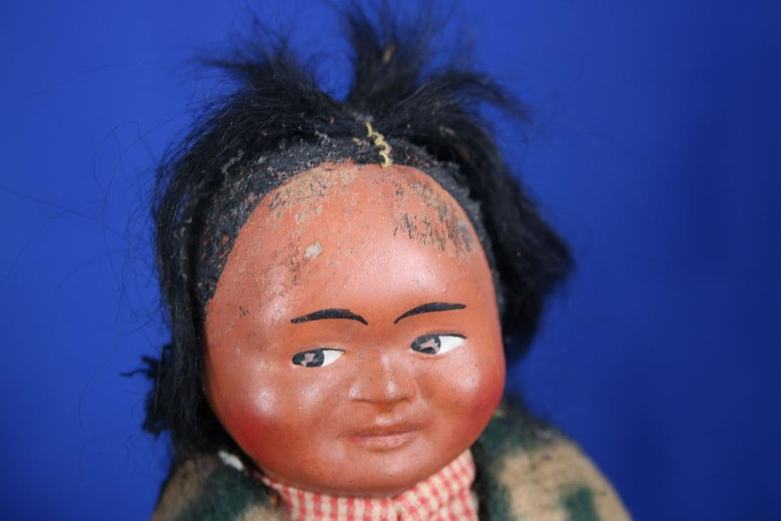 Vintage Skookum Indian Maiden Doll - 2