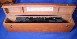 Starrett No. 199 Master Precision Level