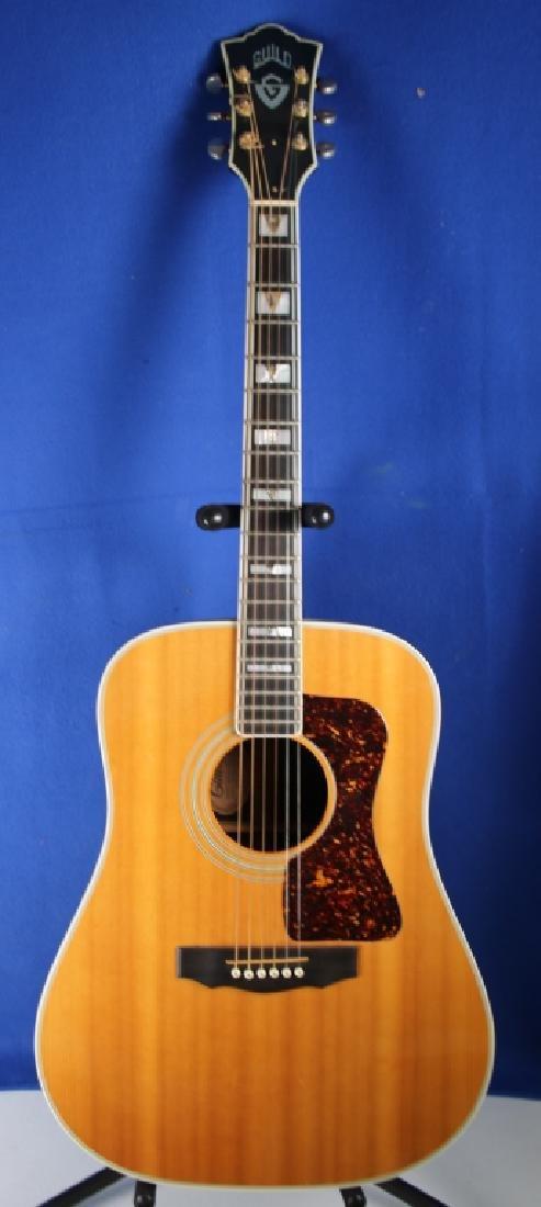 Guild Guitar w/case