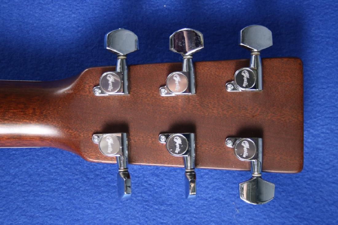 C. F. Martin & Co. Acoustic Guitar w/case - 10