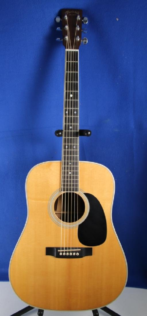 C. F. Martin & Co. Acoustic Guitar w/case