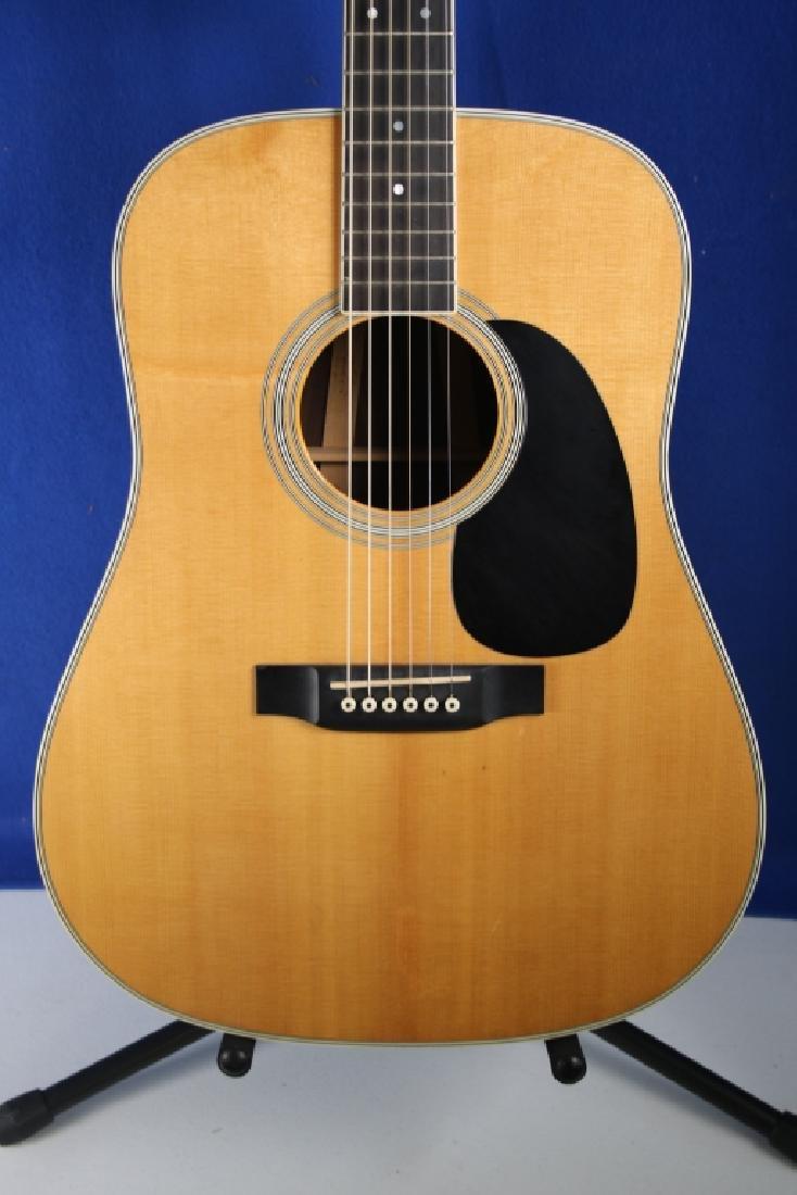 C. F. Martin & Co. Acoustic Guitar w/case - 2