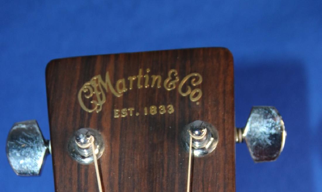 C. F. Martin & Co. Acoustic Guitar w/case - 3