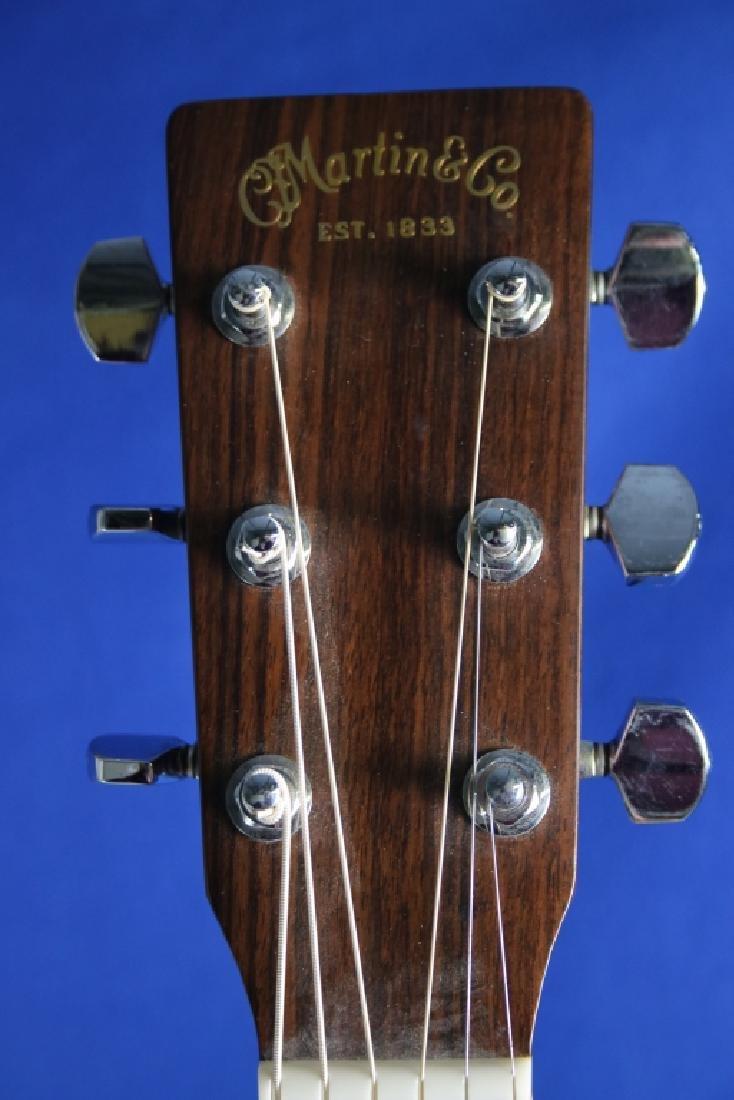 C. F. Martin & Co. Acoustic Guitar w/case - 4