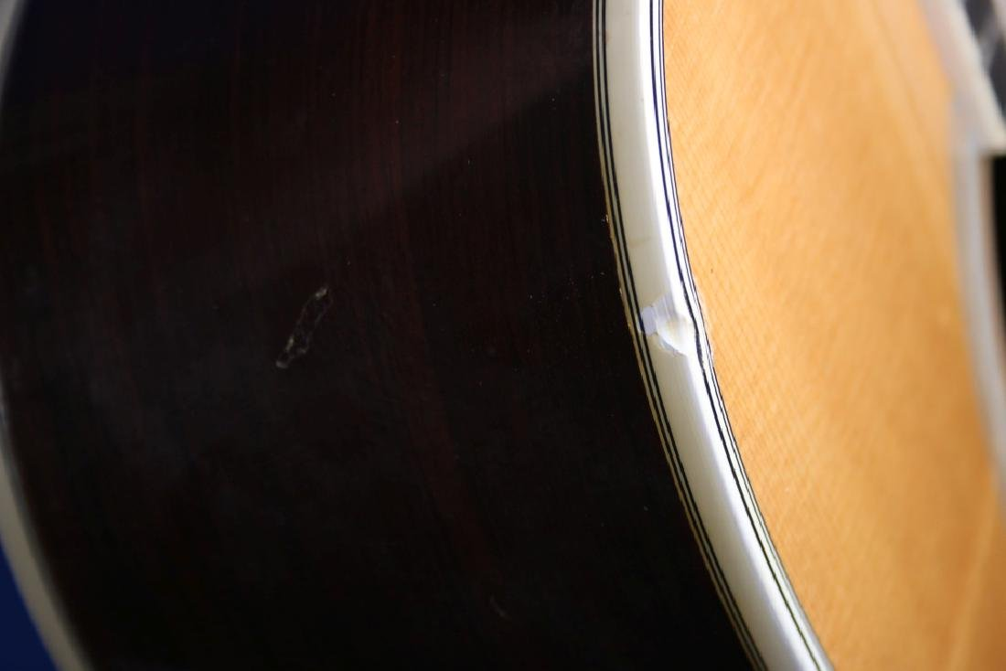 C. F. Martin & Co. Acoustic Guitar w/case - 7