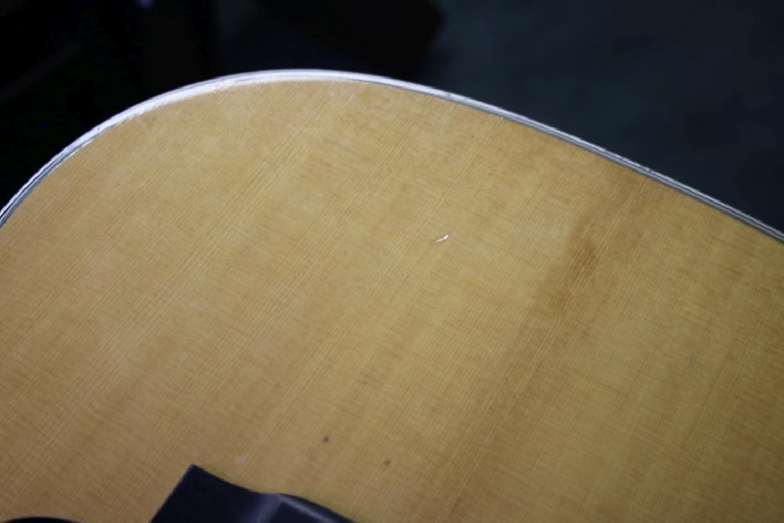 C. F. Martin & Co. Acoustic Guitar w/case - 9