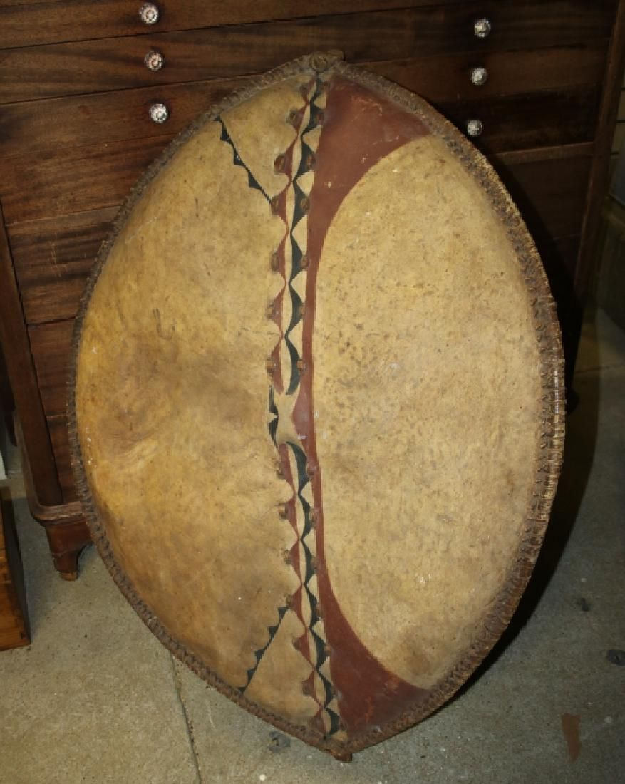 African Tribal Shield
