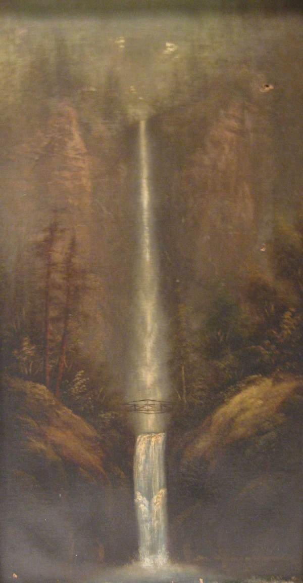 3: Painting by Eliza Rosanna Lamb Barchus (American, 18