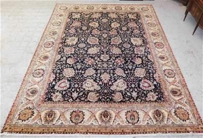 """12' x 15'6"""" Kashmir rug."""