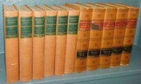 """11 decorator books """"Life of Washington"""""""