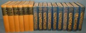 16 Volumes of decorator books
