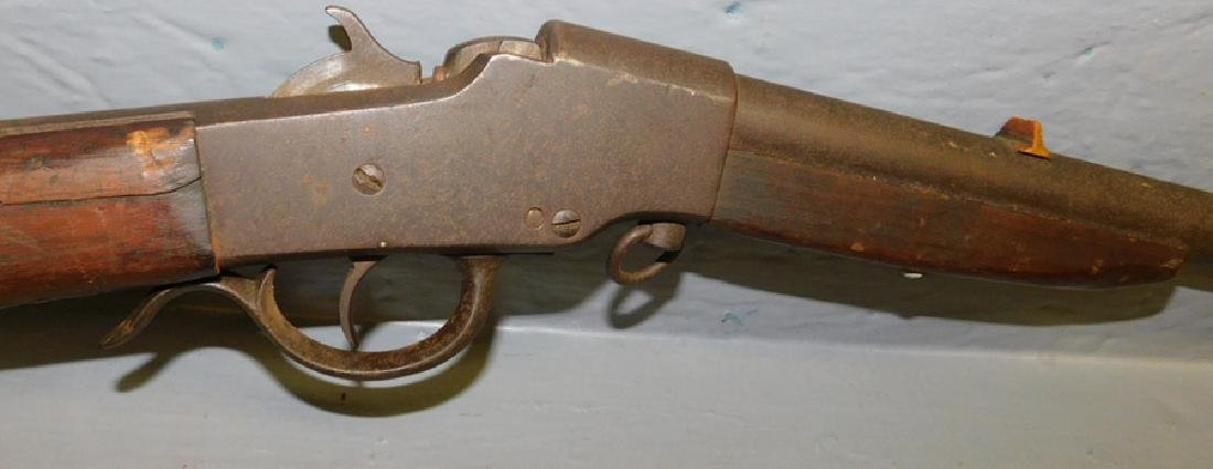 Moppin and Allen Arm Company Antique rifle. As is - 3