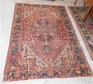 """7'9"""" x 11' antique Persian rug"""