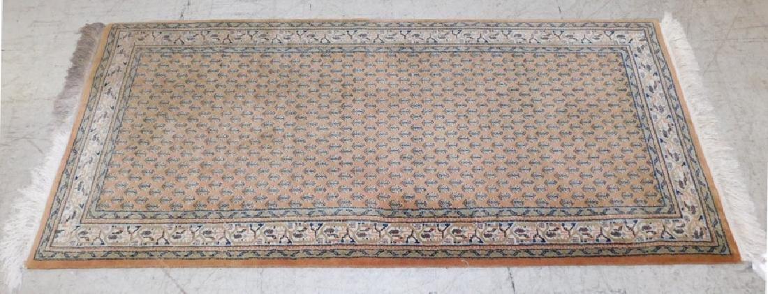 "2'7"" x 5'10"" Oriental Bokara rug."
