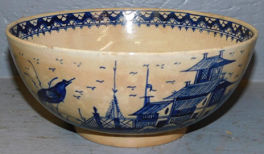 """Early 18th century Chinese bowl .9"""" dia."""