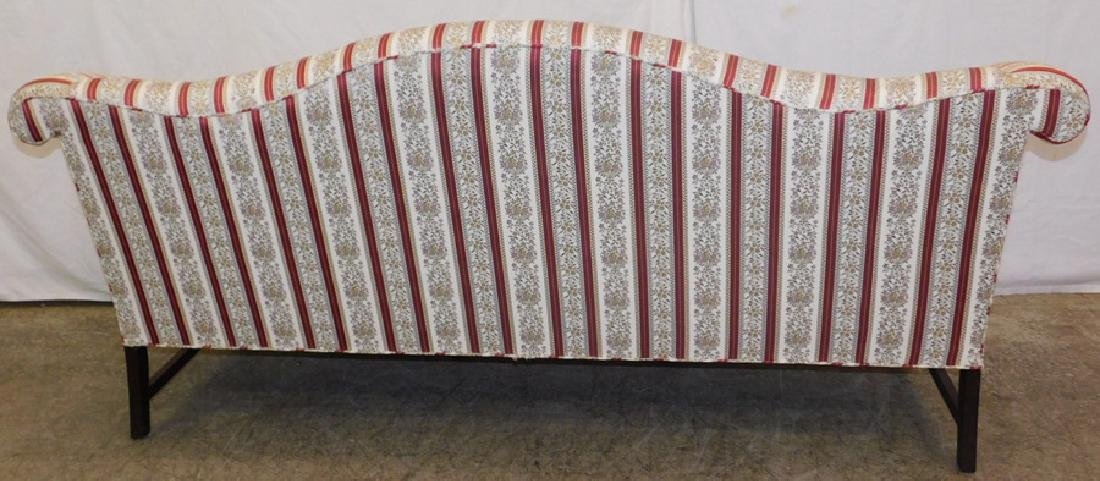 Chippendale sofa from Kinston Historical Society. - 2