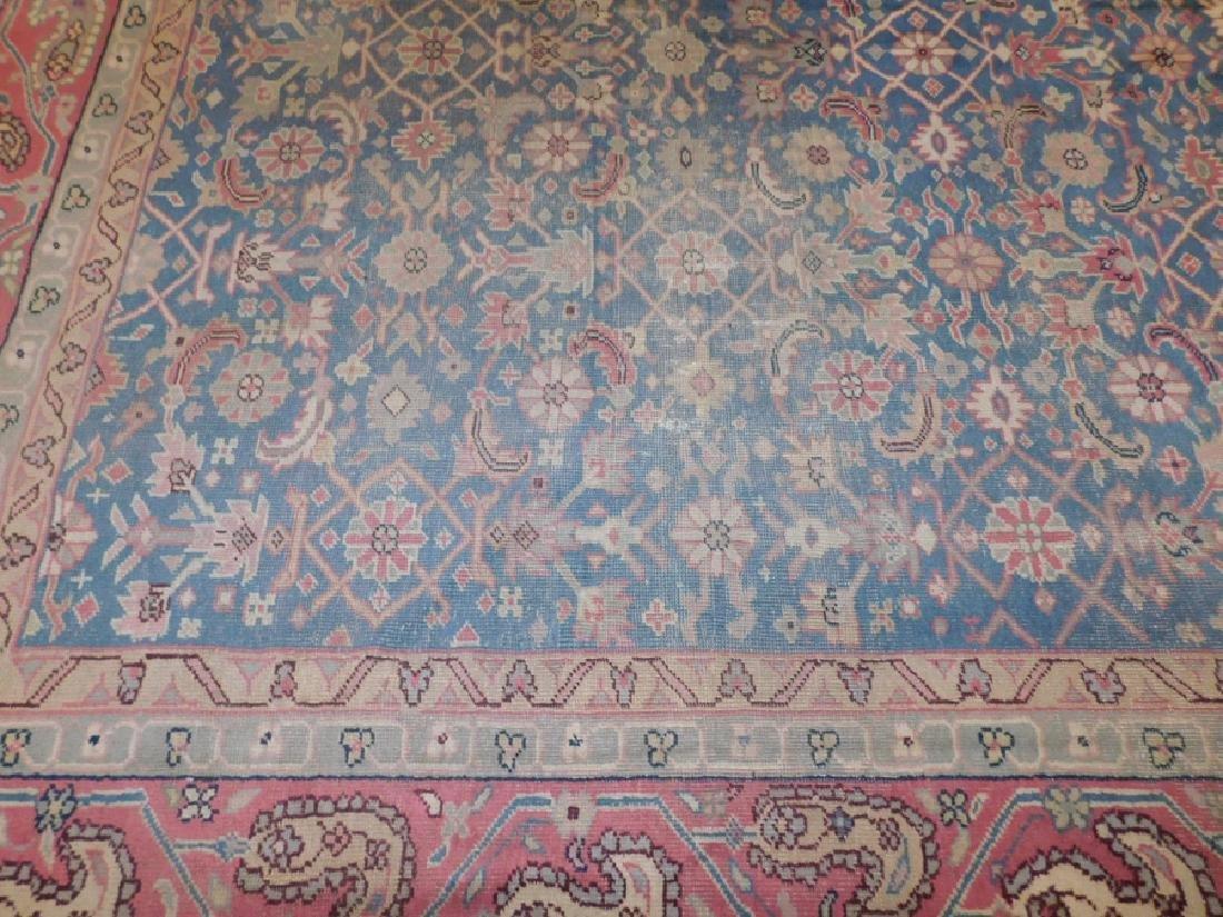 "12'2"" x 10'8"" antique Oriental rug - 2"