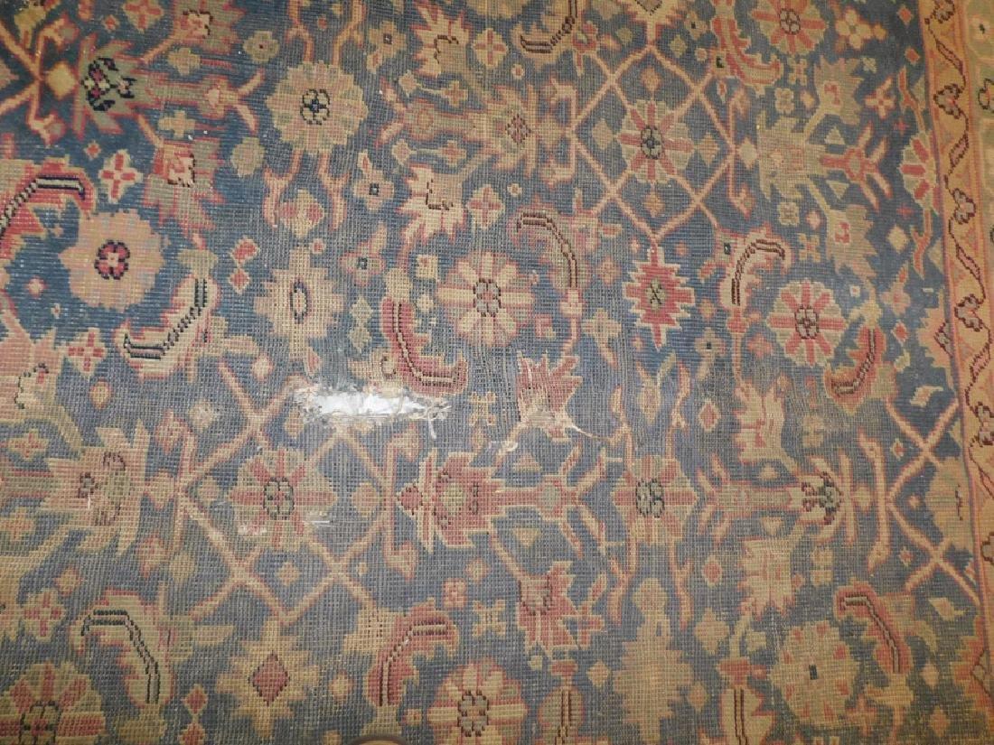 "12'2"" x 10'8"" antique Oriental rug - 5"