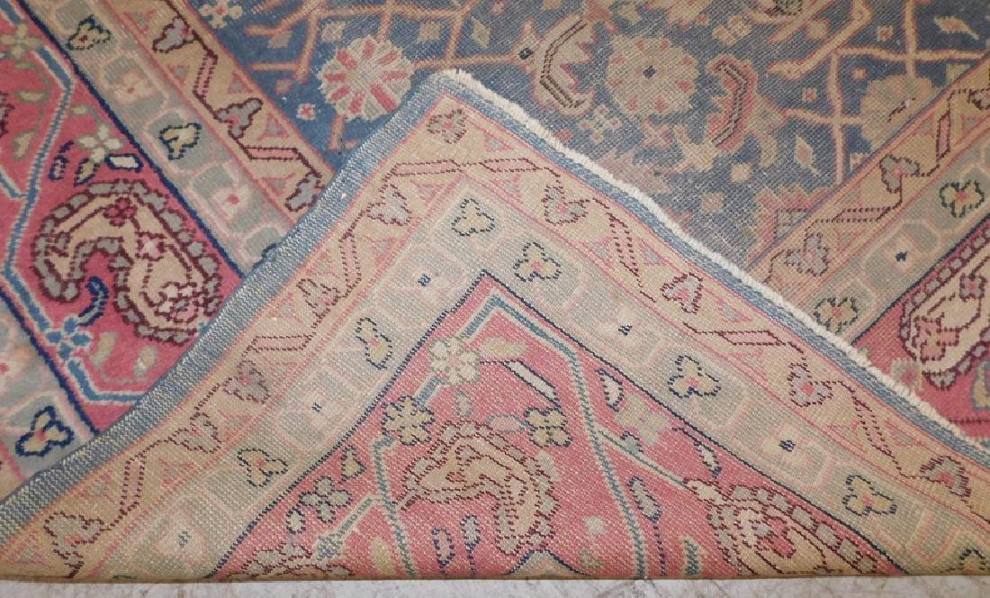 "12'2"" x 10'8"" antique Oriental rug - 6"