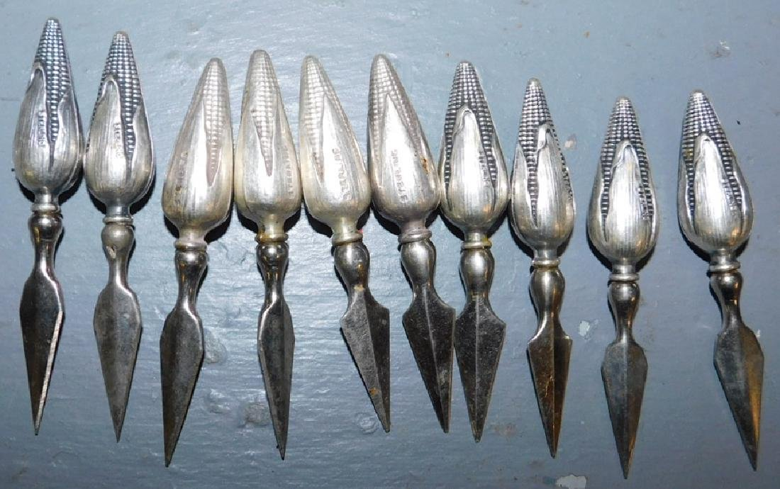 10 sterling corn holders