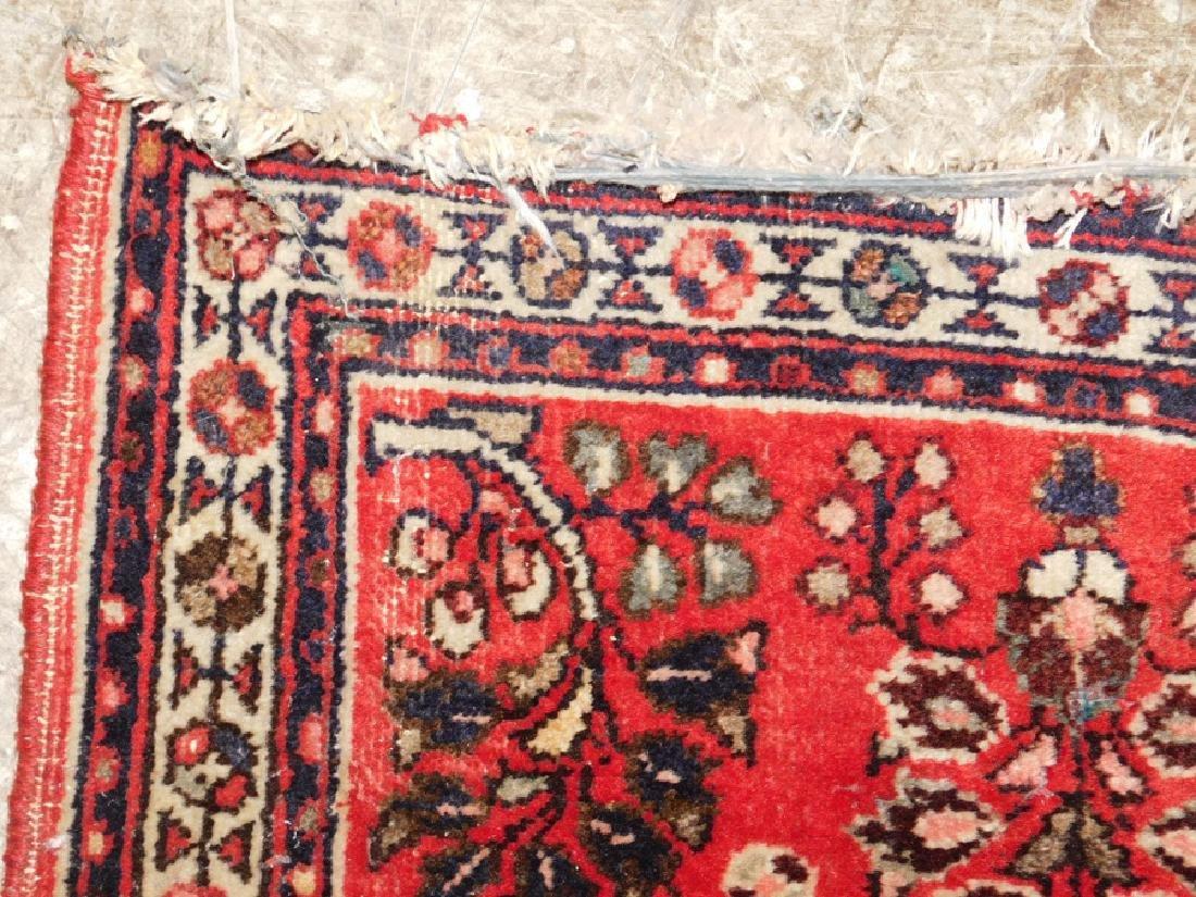 "2'x 2' 6'"" x 1'10""  x 2'6"" handmade Oriental rugs - 2"