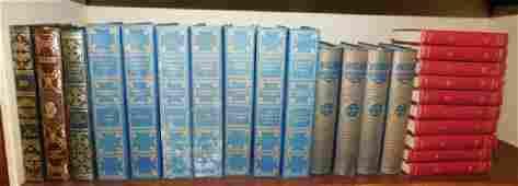 24 Misc Books Victor Hugo  Putnam Included