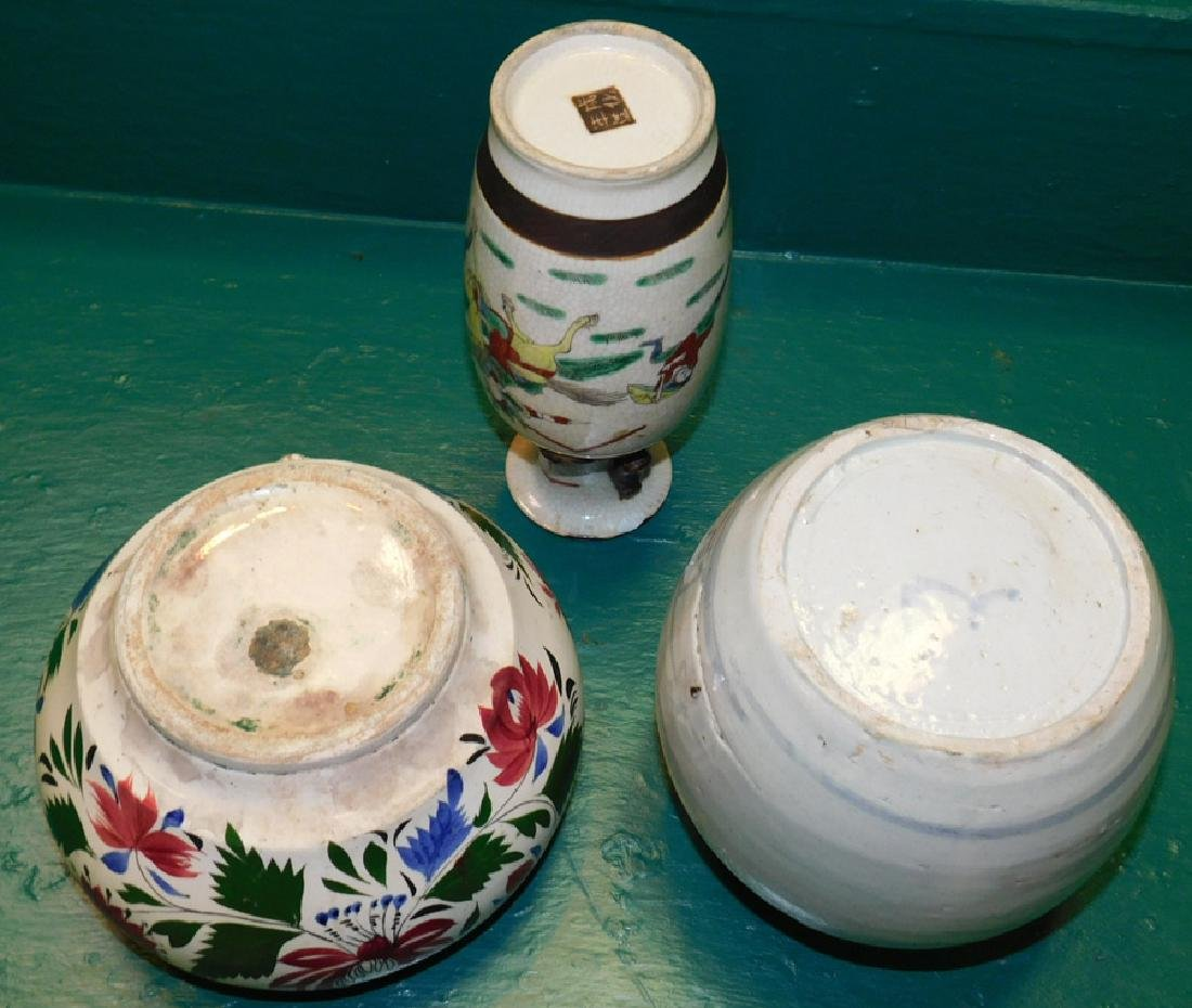 Ginger Jar & Vase & Dutch Urn - 3