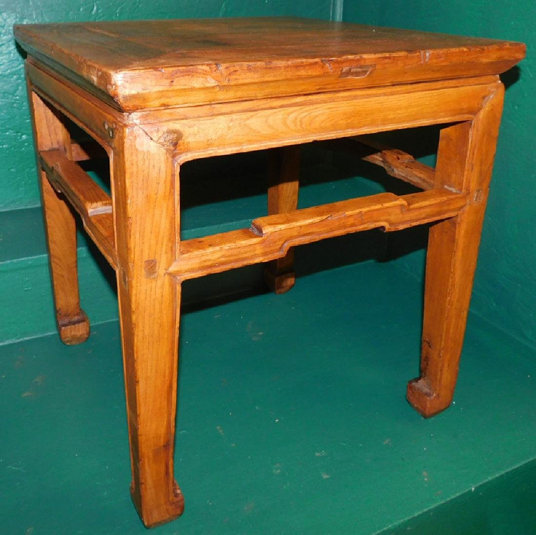 19th C Chinese Tea Table