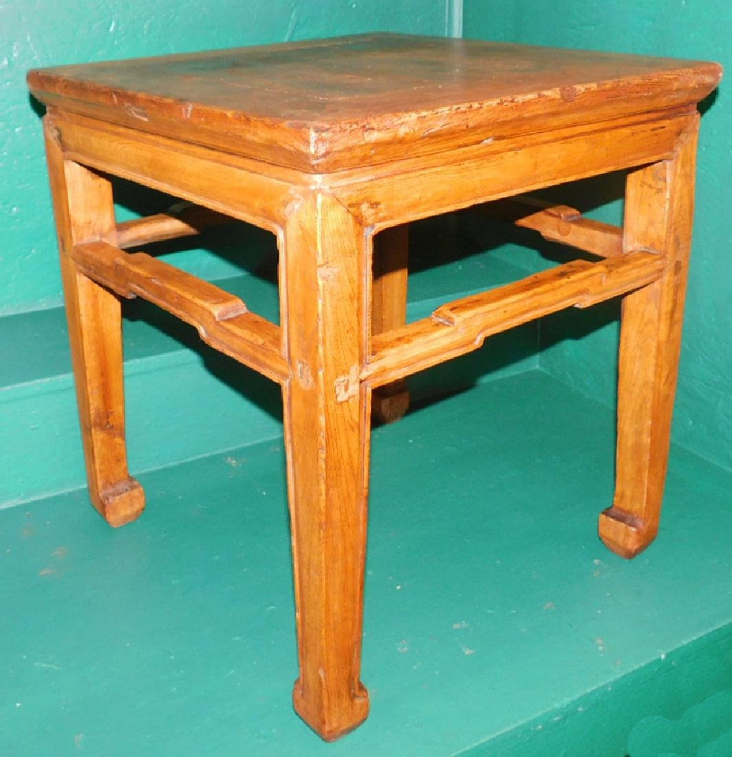 19th C Chinese Tea Table - 2