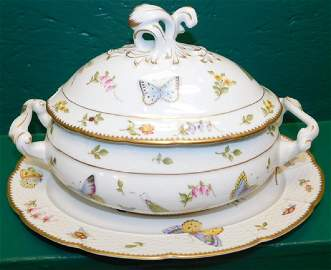 Anna Weatherly Spring In Budapest Soup Tureen