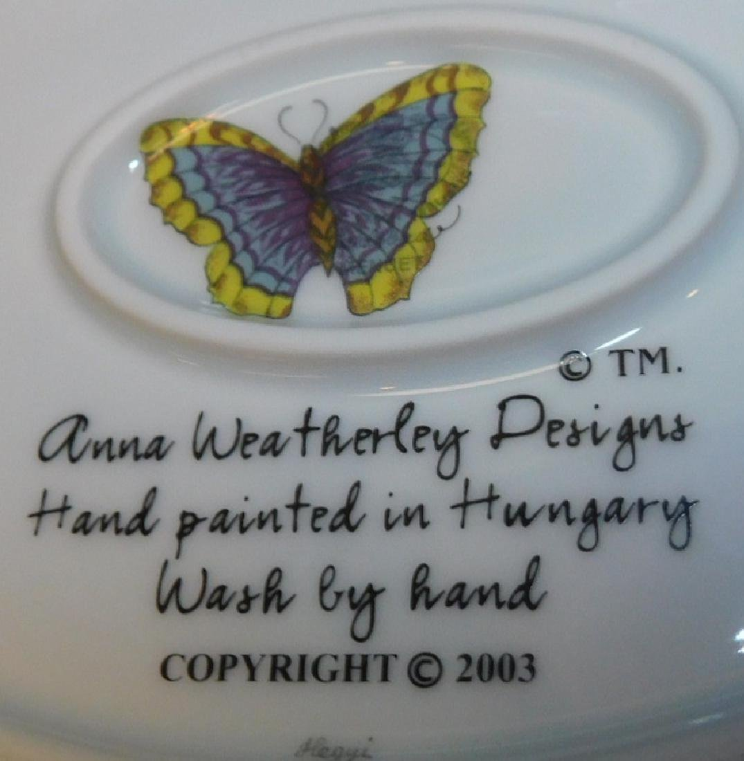 Anna Weatherly Spring In Budapest Soup Tureen - 5