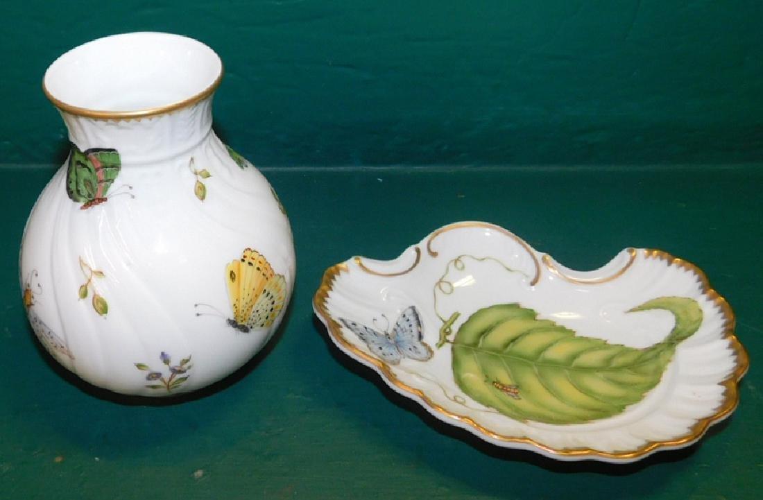 Anna Weatherly Spring In Budapest Vase Bone Dish