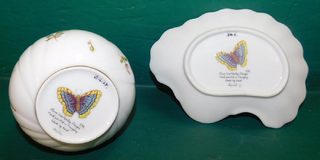 Anna Weatherly Spring In Budapest Vase Bone Dish - 2