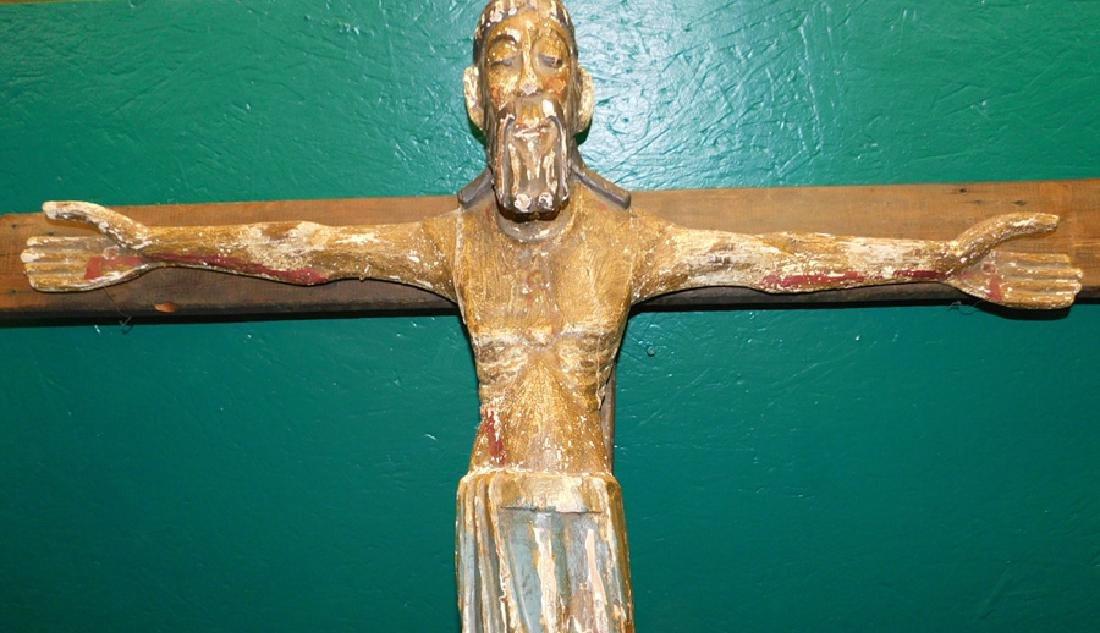 Wooden Crucifix - 2