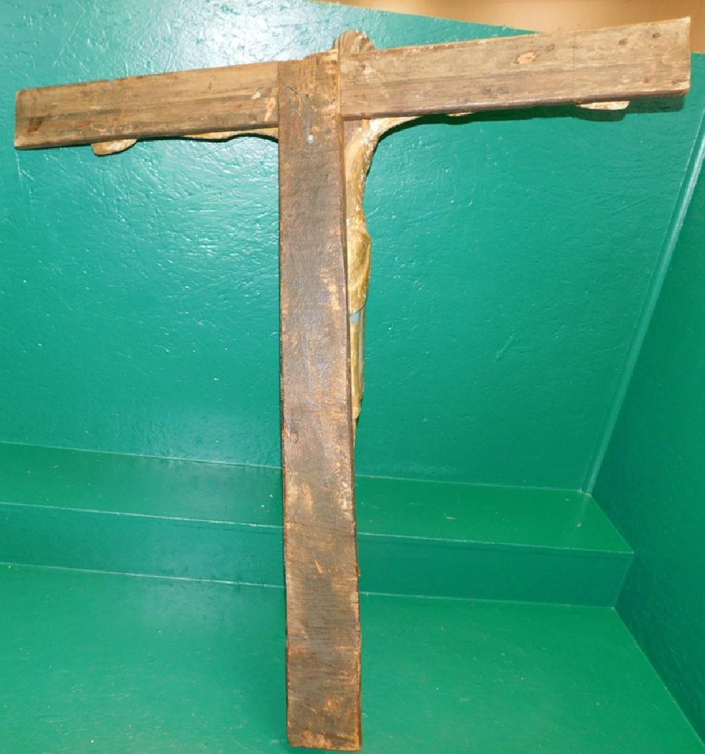 Wooden Crucifix - 5
