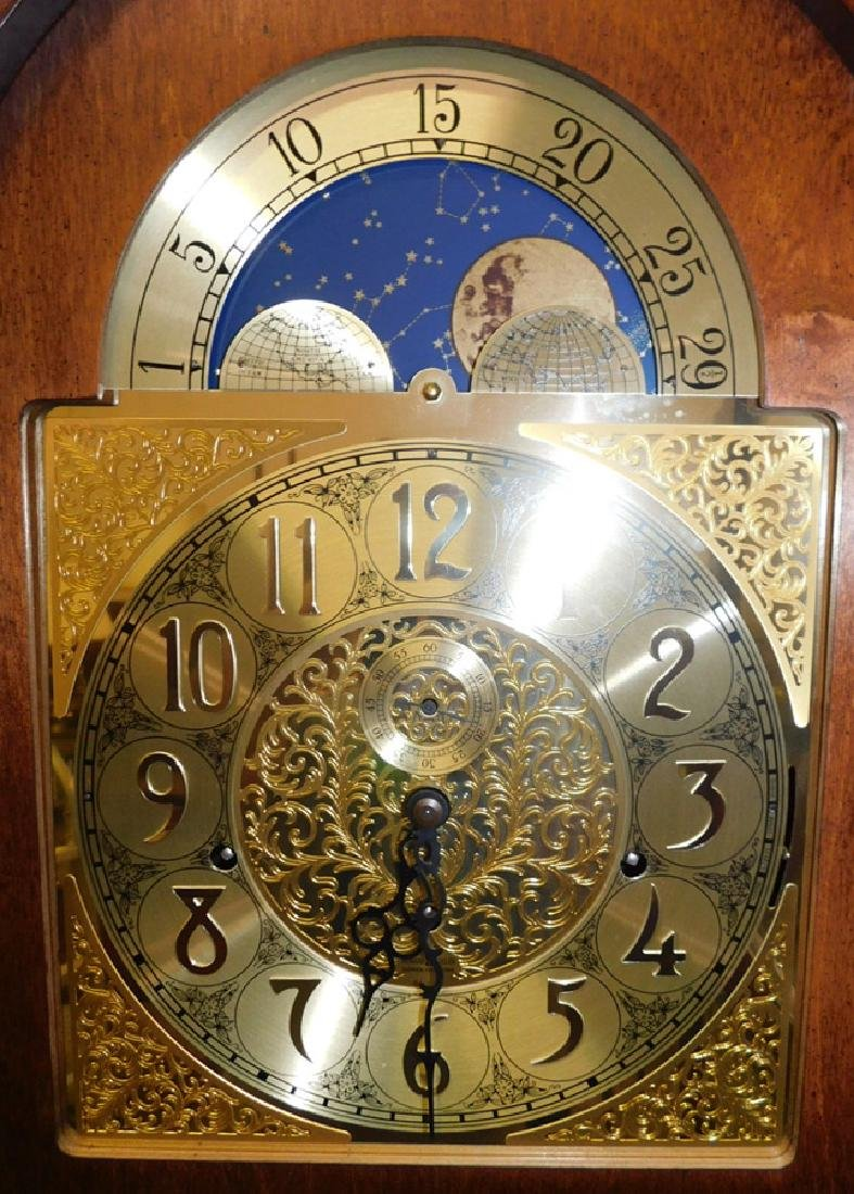 Howard Miller 3-Weight Grandfather Clock - 2
